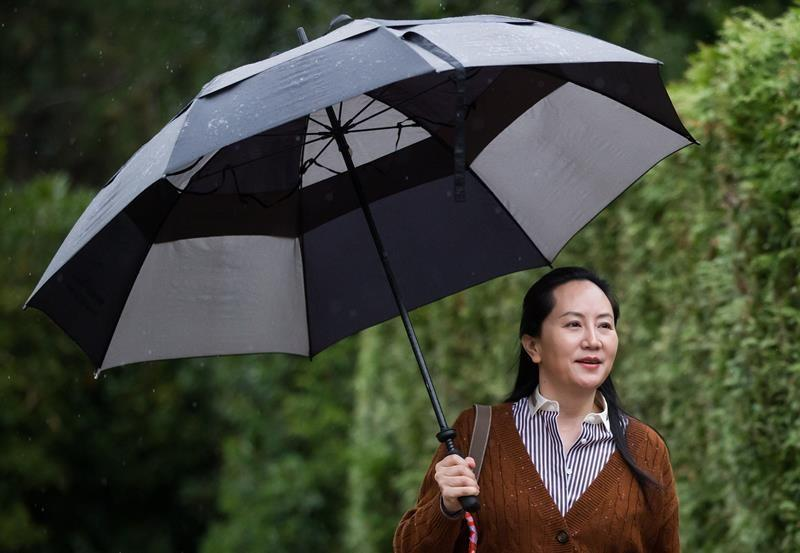 B.C. Supreme Court considers request to broadcast Meng Wanzhou extradition case