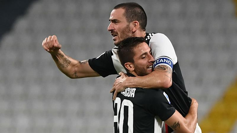 Serie A title the most difficult and beautiful yet for Juventus - Bonucci