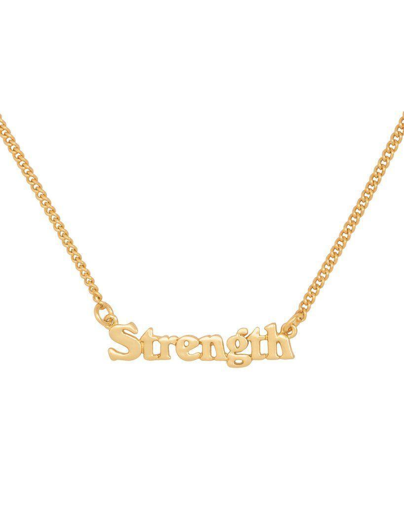 """<p><strong>ban.do</strong></p><p>bando.com</p><p><strong>$38.00</strong></p><p><a href=""""https://go.redirectingat.com?id=74968X1596630&url=https%3A%2F%2Fwww.bando.com%2Fproducts%2Fnecklace-strength&sref=https%3A%2F%2Fwww.redbookmag.com%2Flife%2Fg34770397%2Fgifts-that-give-bac1%2F"""" rel=""""nofollow noopener"""" target=""""_blank"""" data-ylk=""""slk:Shop Now"""" class=""""link rapid-noclick-resp"""">Shop Now</a></p><p>Remind whoever wears this necklace they are one strong person. For every necklace sold, a portion of proceeds will go to <a href=""""https://girlsinc.org/"""" rel=""""nofollow noopener"""" target=""""_blank"""" data-ylk=""""slk:Girls Inc"""" class=""""link rapid-noclick-resp"""">Girls Inc</a>., a non-profit helping girls grow up """"healthy, educated and independent.""""</p>"""