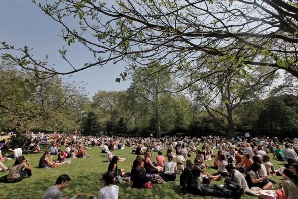 Hottest day of the year to hit this weekend?