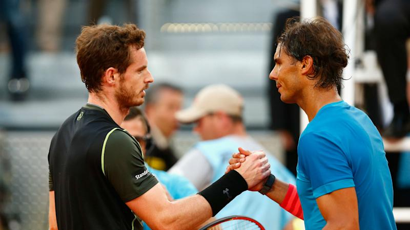 Murray will be a big loss – Nadal pays tribute to retiring great