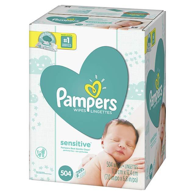baby-wipes-pampers