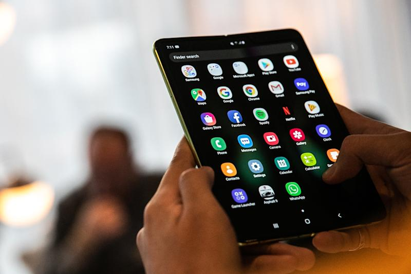 Demand for Galaxy Note10, iPhone 11 boost Samsung earnings