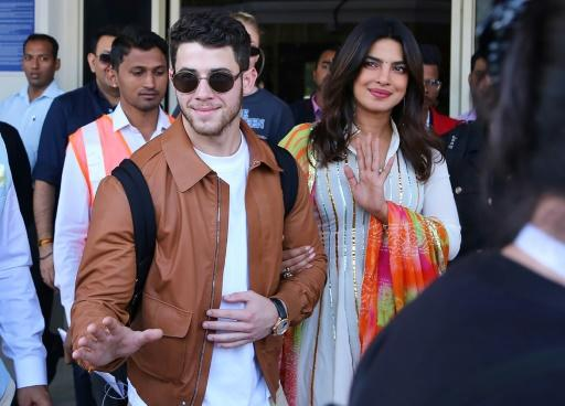 Priyanka Chopra and Nick Jonas arrive in Jodhpur ahead of wedding