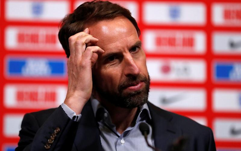 Southgate accepts that the development of English talent is not the main priority of the top-flight clubs - Action Images via Reuters