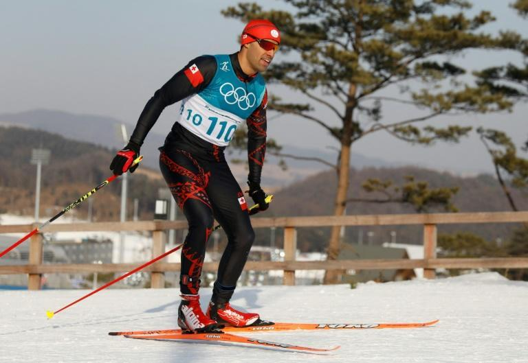 Taufatofua competed in cross country skiing at the Pyeongchang 2018 Winter Olympics