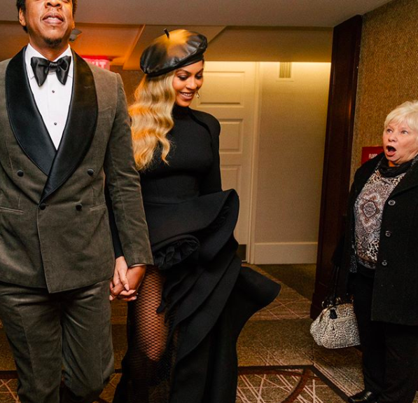 (Photo: Beyoncé via Instagram)