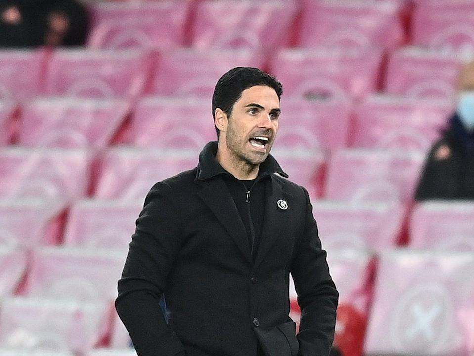 Arsenal coach and former club midfielder Mikel Arteta (Getty Images)