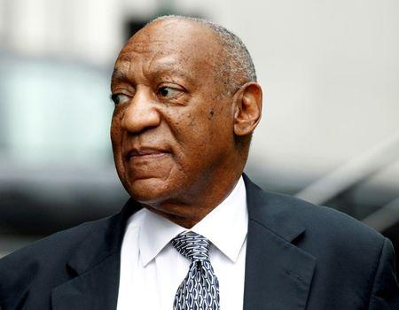 FILE PHOTO: Actor and comedian Bill Cosby arrives at his sexual assault trial at the Montgomery County Courthouse in Norristown