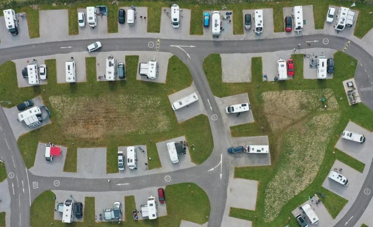 The global RV market is seen expanding seven percent a year until 2025 after reaching $42 billion in 2020, according to US consultancy Arizton