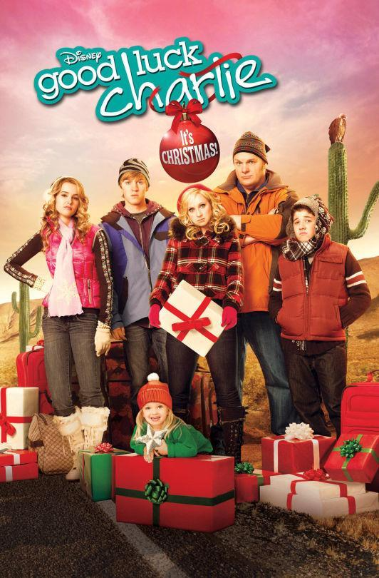<p>Disney star Bridgit Mendler stars in this feature-length romp about a pair of sexy parents who just can't stop having adorable kids! But this time it's Christmas. <em>(Credit: Disney Channel)</em> </p>