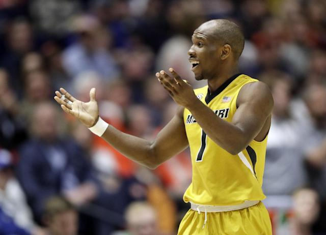 "<a class=""link rapid-noclick-resp"" href=""/ncaab/players/131370/"" data-ylk=""slk:Terrence Phillips"">Terrence Phillips</a> reportedly stands accused of assaulting a women multiple times. (AP)"