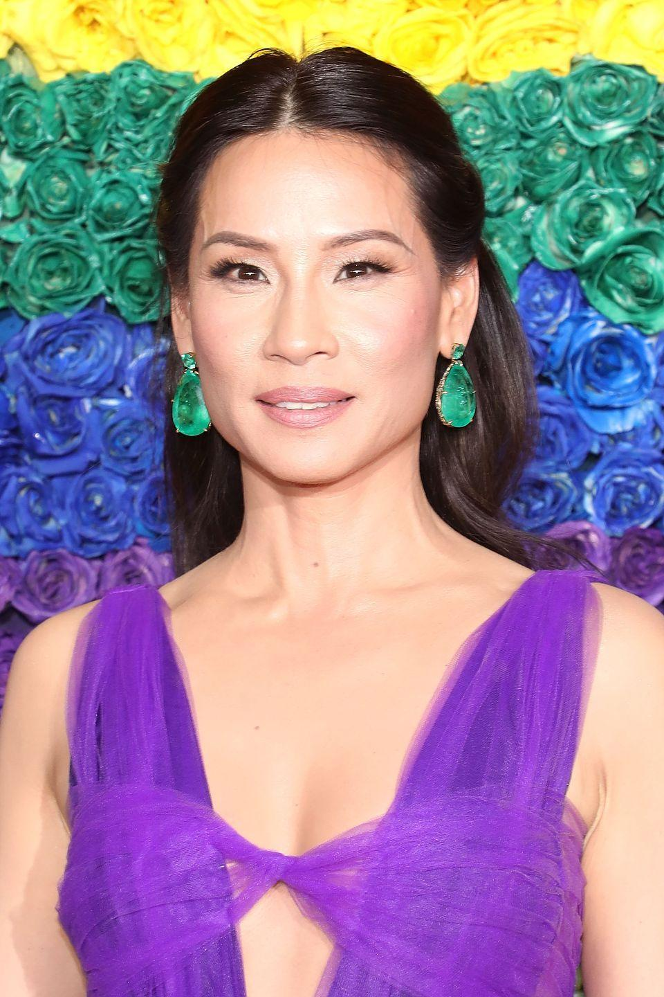 """<p>This star is a SoulCycle devotee, telling <a href=""""https://www.eonline.com/news/801064/lucy-liu-has-a-few-anti-aging-secrets-you-need-to-know-now"""" rel=""""nofollow noopener"""" target=""""_blank"""" data-ylk=""""slk:E! News"""" class=""""link rapid-noclick-resp""""><em>E! News</em></a> that she prefers to start her workdays with a 6 a.m. class: """"It energizes me and helps wake me up in the morning. With all of the lines that I have to memorize, it sort of activates my brain.""""</p>"""