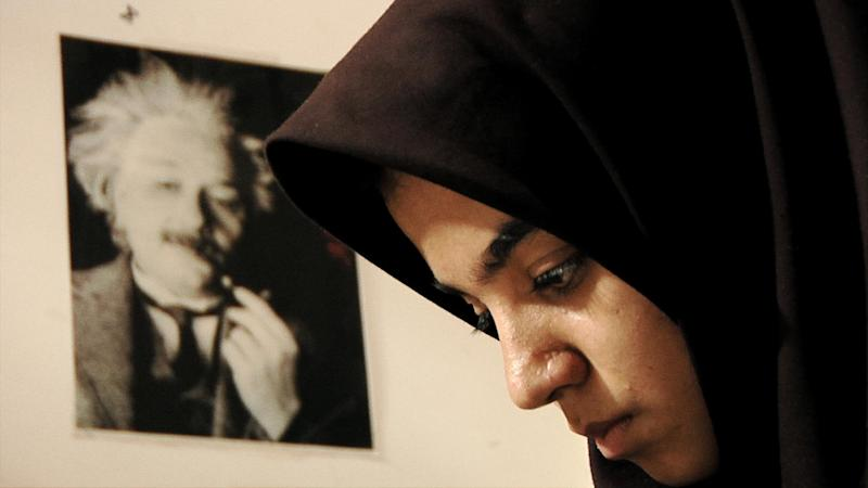 "This photo provided by the Sundance Institute shows Sepideh in the documentary film, ""Sepideh,"" an official selection of the 2014 World Documentary Competition section of the 2014 Sundance Film Festival. (AP Photo/Sundance Institute, Mohammad Reza, Jahan Panah)"