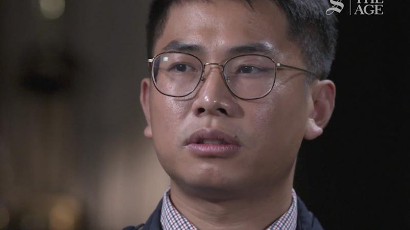 Self-proclaimed Chinese spy William Wang who defected to Australia is a fraud and wanted criminal, China says