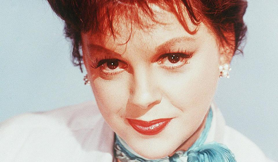 <p>Dozens of stories abound as to why the 'Wizard of Oz' star was let go from the camp 1960s classic, including her substance abuse and the fact one of the more outrageous characters was based on her. Meanwhile, her supporters say the director treated her badly. Susan Hayward took over.</p>