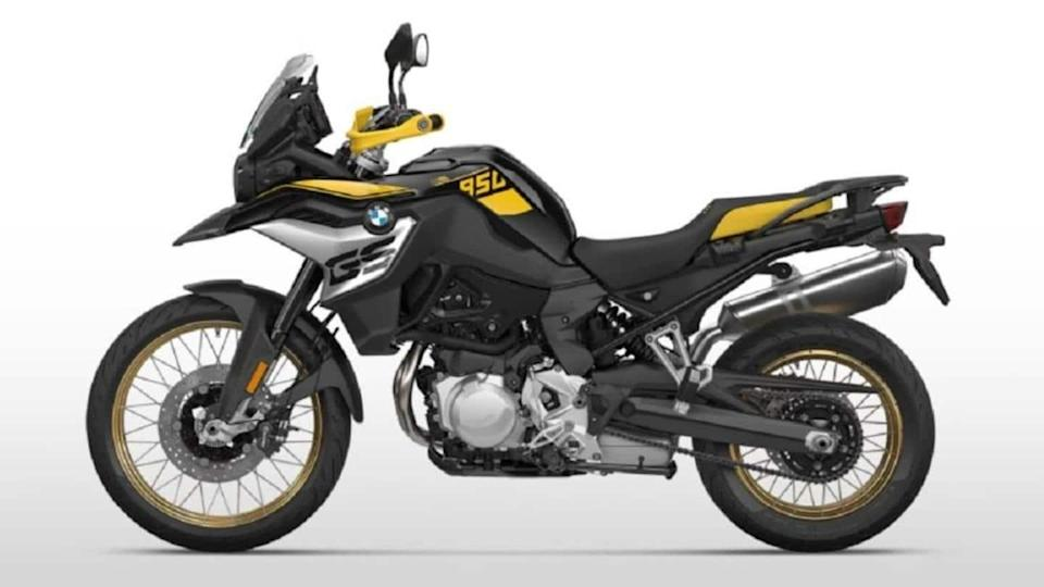 BMW F 850 GS adventure touring bike launched in China
