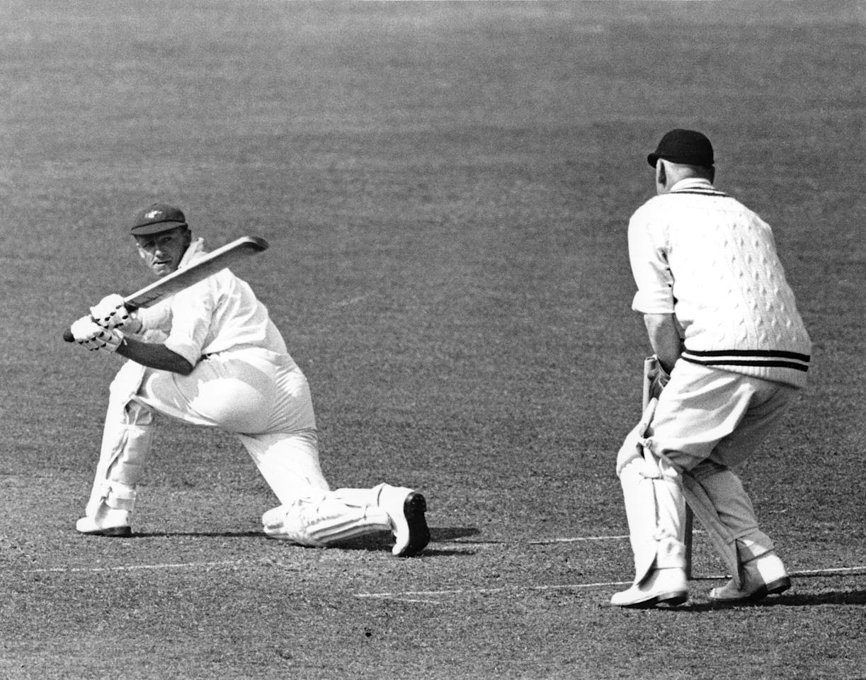 <p>3) Most runs in a Test series (974 against England in Ashes 1930) </p>