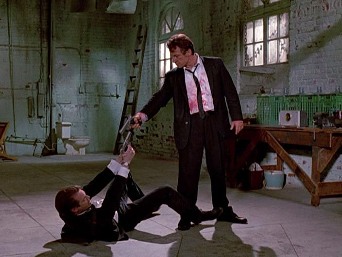 reservoir dogs