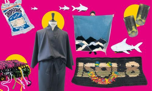 DIY fashion: designers' tips on what to make from home