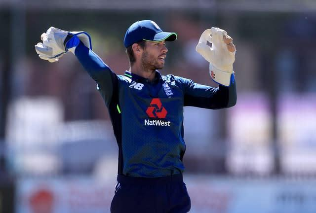 Ben Foakes has also been included in the squad for the Sri Lanka tour (Mike Egerton/PA).