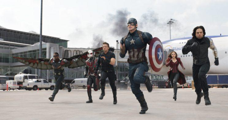 Marvel's long-awaited smackdown between Captain America and Iron Man didn't disappoint with that epic airport showdown providing fan boys with enough superhero-on-superhero action to keep them going until 'Avengers: Infinity War'. Spider-Man's debut set up nicely for 2017's 'Homecoming' too.