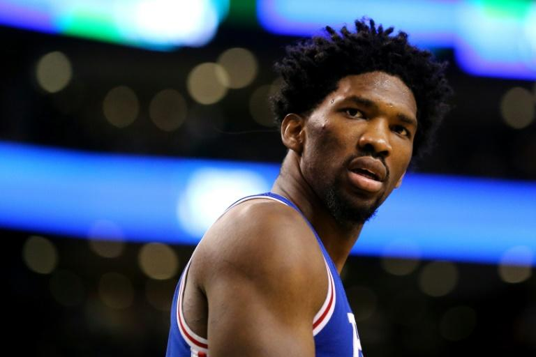 Embiid on fire as 76ers beat Nets for 10th victory