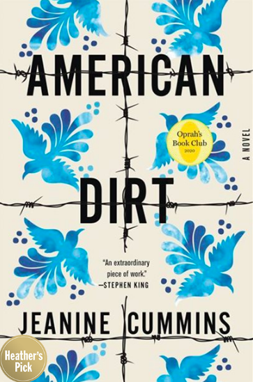 American Dirt by Jeanine Cummins (Photo via Chapters Indigo)
