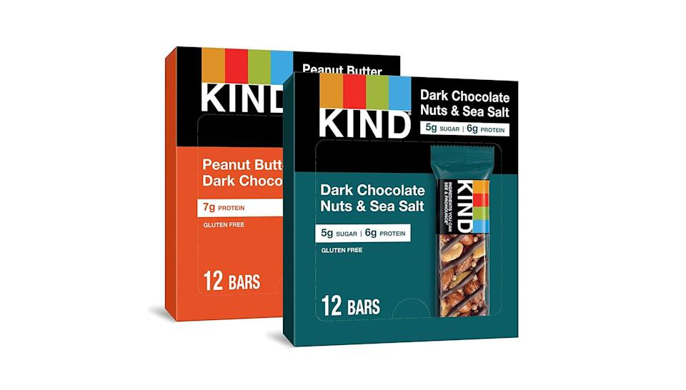 Gifts for college-bound students: KIND bars