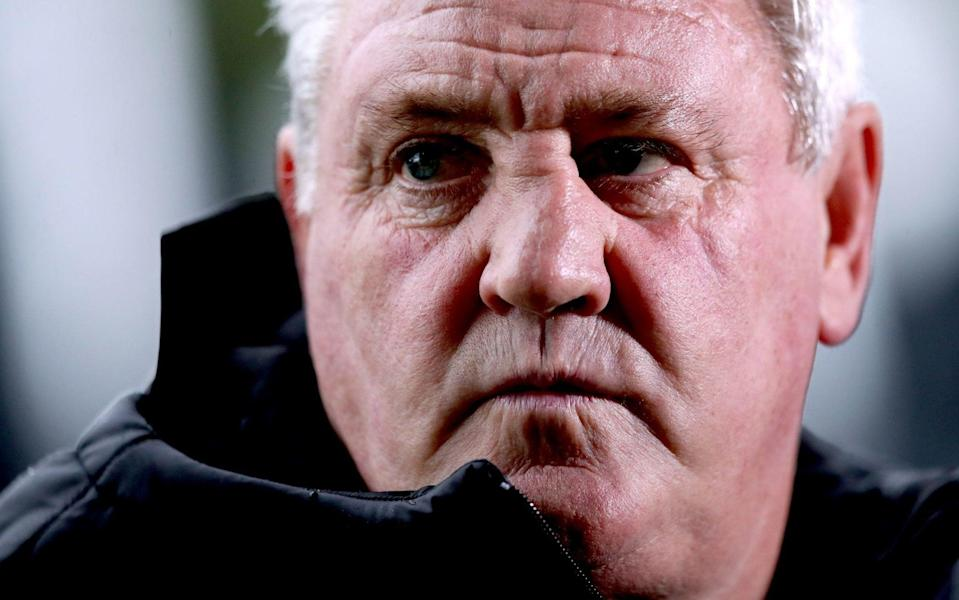 Steve Bruce —Eye-witnesses view of how Steve Bruce fired back at critics — but was he justified? - PA
