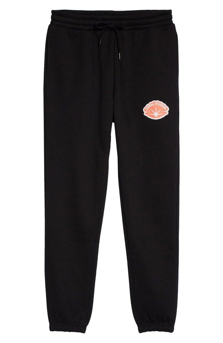 <p>If you need us, we'll be in these <span>Coral Studios Hidden Gem Joggers</span> ($100).</p>