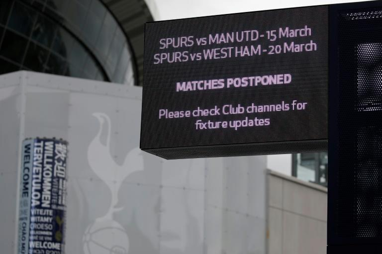 Three Premier League games have been postponed due to coronavirus infections in the past week