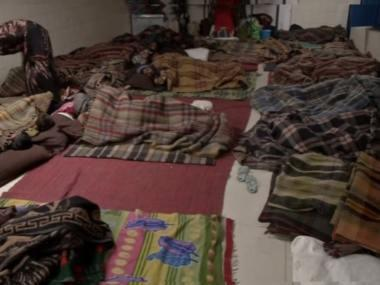 No doctor at community health centre in Uttar Pradesh's Gonda district, woman delivers baby on floor