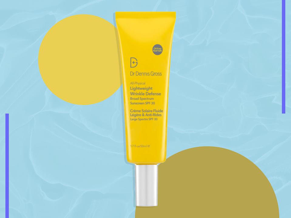<p>According to Gross himself: 'If you don't love your sunscreen, you won't use it'</p> (iStock/The Independent)