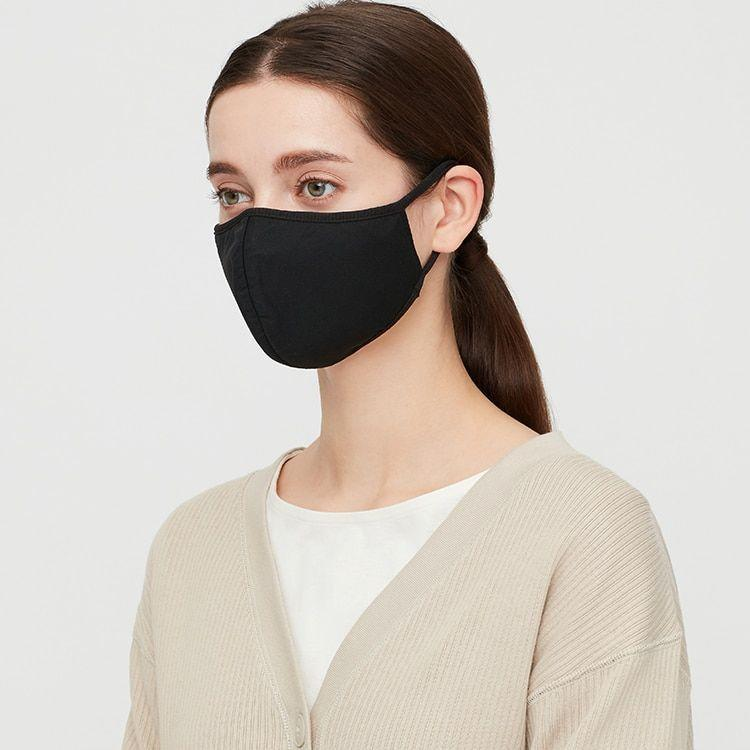 """<p><strong>VTER</strong></p><p>Uniqlo</p><p><strong>$14.90</strong></p><p><a href=""""https://go.redirectingat.com?id=74968X1596630&url=https%3A%2F%2Fwww.uniqlo.com%2Fus%2Fen%2Fairism-face-mask-pack-of-3-437784.html&sref=https%3A%2F%2Fwww.prevention.com%2Ffitness%2Fworkout-clothes-gear%2Fg35586004%2Fbest-face-masks-for-working-out%2F"""" rel=""""nofollow noopener"""" target=""""_blank"""" data-ylk=""""slk:Shop Now"""" class=""""link rapid-noclick-resp"""">Shop Now</a></p><p>Recently named the best exercise face mask in <a href=""""https://www.prevention.com/fitness/workout-clothes-gear/g35229014/fitness-awards-2021/"""" rel=""""nofollow noopener"""" target=""""_blank"""" data-ylk=""""slk:Prevention's 2021 Fitness Awards"""" class=""""link rapid-noclick-resp""""><em>Prevention</em>'s 2021 Fitness Awards</a>, Uniqlo's AIRism coverings are breathable, moisture-wicking, and fitted. Their three-layer construction (including built-in filters) is <strong>machine-washable and dryer-friendly</strong>, and their outer fabric provides additional UV protection to protect you during sunny workouts (just note that you should definitely still <a href=""""https://www.prevention.com/beauty/a20478568/best-sunscreens-for-face/"""" rel=""""nofollow noopener"""" target=""""_blank"""" data-ylk=""""slk:wear sunscreen"""" class=""""link rapid-noclick-resp"""">wear sunscreen</a>!).</p>"""