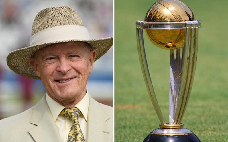 Receive Cricket World Cup updates from Geoffrey Boycott this summer via WhatsApp