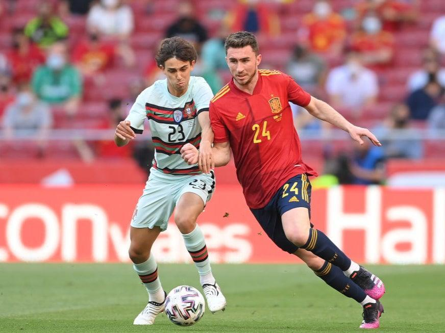 Aymeric Laporte has switched to Spain (Getty Images)