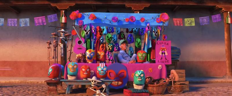 Coco Disney Pixar Easter Eggs Hidden In Plain Sight
