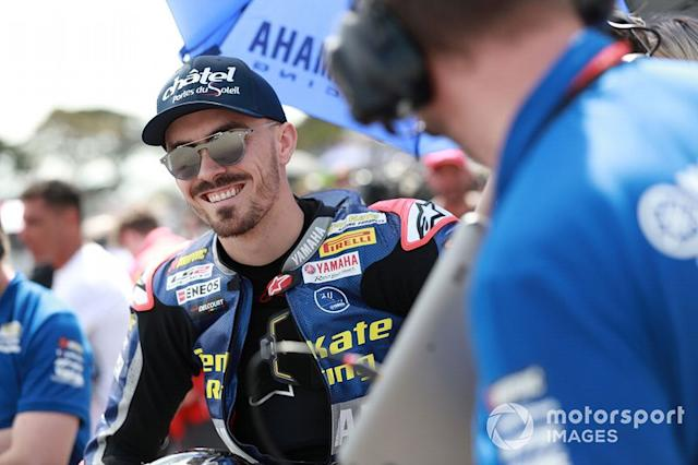 "Loris Baz, Ten Kate Racing Yamaha <span class=""copyright"">Gold and Goose / Motorsport Images</span>"