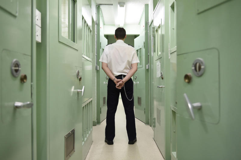 Food and medicine shortages could impact prisons, the government fears (Picture: PA)