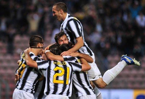 It was Juve's 41st match in the league and cup in this campaign without suffering a single defeat