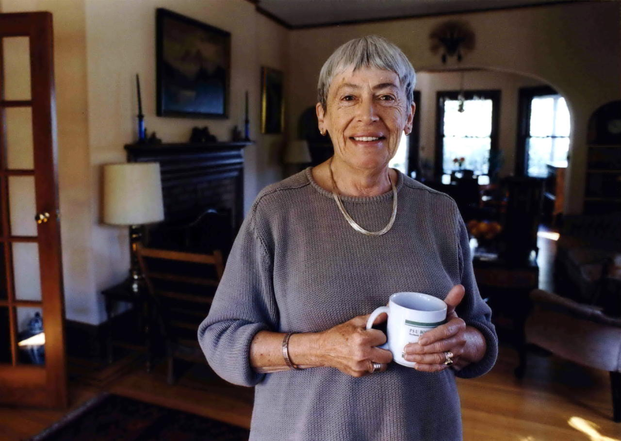 <p>Beloved fantasy and science fiction writer Ursula K. Le Guin passed away at age 88 on Jan. 22.<br />The author, known for influencing the work of those like Salman Rushdie and David Mitchell, had been in poor health, according to her son, who said she had likely had a heart attack.<br />Le Guin's novels included <em>A Wizard of Earthsea, The Left Hand of Darkness, The Lathe of Heaven </em>and <em>The Dispossessed. </em>A memorial service was held for her in June, and featured a speech by Margaret Atwood. <br />(Photo from Benjamin Brink, The Oregonian via AP) </p>