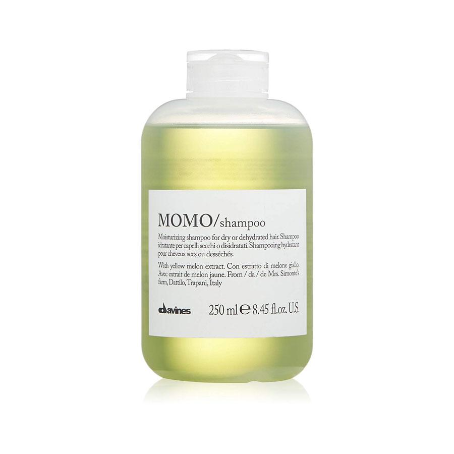 "<p>All thanks to the nourishing hero ingredient Cartucciaru Melon, this shampoo doesn't just clean hair without stripping away natural oils, it also moisturizes it. </p><p>Buy it <a rel=""nofollow"" href=""https://www.amazon.com/Davines-Moisturizing-Shampoo-Dehydrated-Ounce/dp/B001ARP2LY?ie=UTF8&camp=1789&creative=9325&linkCode=as2&creativeASIN=B001ARP2LY&tag=instycom00-20&ascsubtag=caf0acf12958c8044543ec8ae87c9693"">here</a> for $28.</p>"