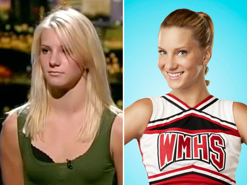 """<b>Heather Morris</b> narrowly missed the Top 20 on the second season of """"So You Think You Can Dance,"""" but went on to act, sing, and dance on """"Glee"""" as cheerleader Brittany S. Pierce."""