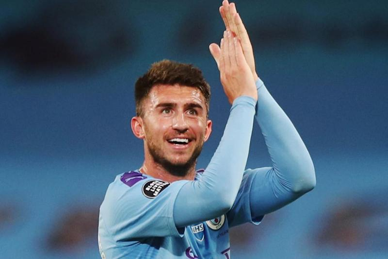 Aymeric Laporte Announces Manchester City Have Unfinished Business in the UEFA Champions League