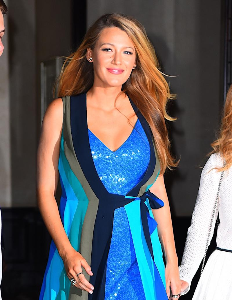 blake lively proves she is just like all of us in her latest insta