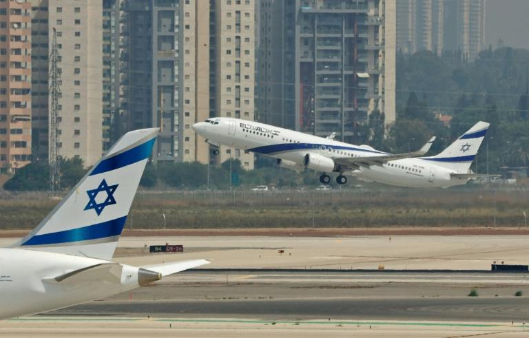 US, Israeli officials take 'historic' first commercial flight to UAE