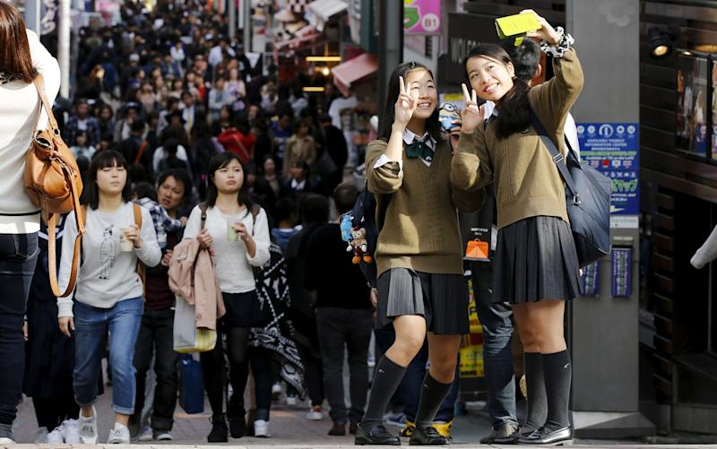 Critics say the rules reflect a deeply homogenous Japanese society where collective uniformity is valued over individuality - REUTERS