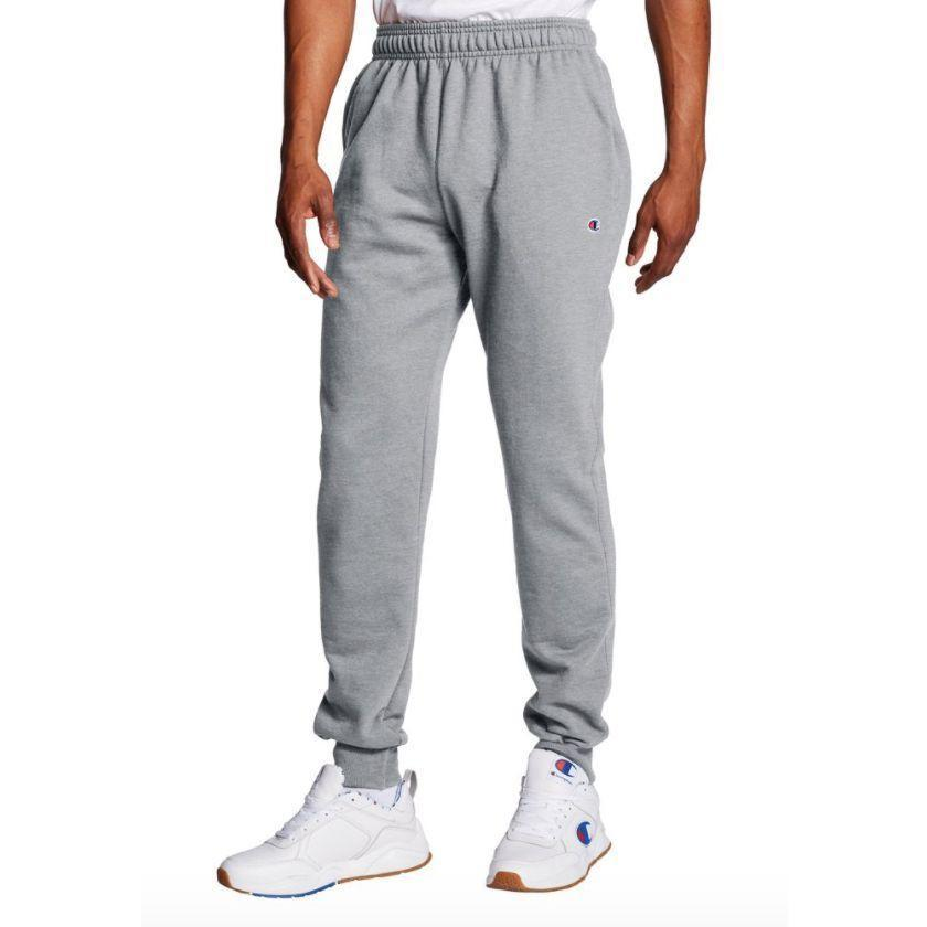 """<p><strong>Champion</strong></p><p>walmart.com</p><p><strong>$17.58</strong></p><p><a href=""""https://go.redirectingat.com?id=74968X1596630&url=https%3A%2F%2Fwww.walmart.com%2Fip%2F164398154&sref=https%3A%2F%2Fwww.prevention.com%2Flife%2Fg29492086%2Funique-gifts-for-dad%2F"""" rel=""""nofollow noopener"""" target=""""_blank"""" data-ylk=""""slk:Shop Now"""" class=""""link rapid-noclick-resp"""">Shop Now</a></p><p>Dads have a tendency to wear loose-fitting clothes for no reason. These sweatpants are a push in the right direction—they're from a brand he recognizes and in a fit that'll make him look great, whether he's binging TV or running to the store.</p>"""