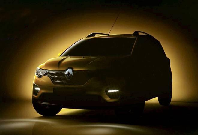 The Renault Triber is slated to be launched globally on June 19, and will be placed above the Renault Kwid in the French automaker's portfolio in India